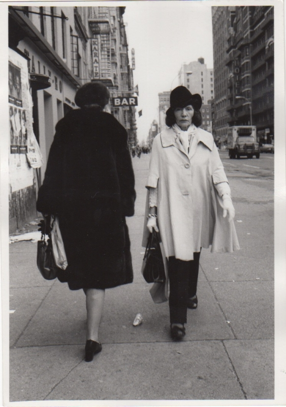 Archive of New York Street Photography.