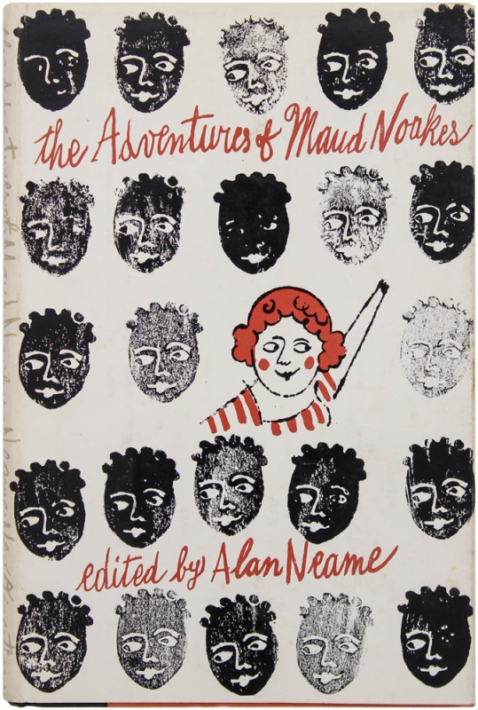 The Adventures of Maud Noakes (Gore Vidal's Copy). Andy Warhol, Alan Neame