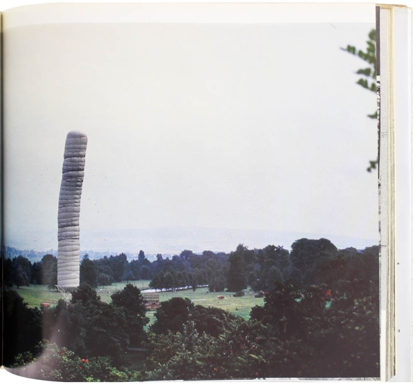 Christo (Signed Association Copy).