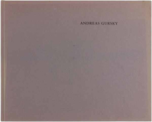 Andreas Gursky. Andreas Gursky
