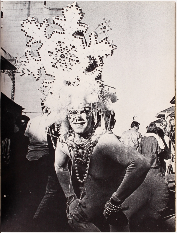 Mardi Gras in New Orleans, A Photographic Essay.