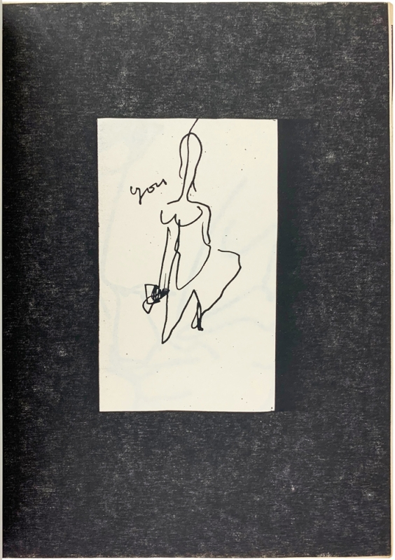 Untitled (Unique Artists' Book).