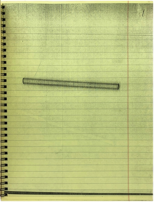 Untitled (Set Screw) [Limited Edition Artists' Book].
