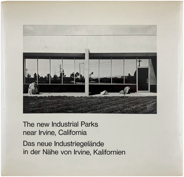 The New Industrial Parks Near Irvine, California (Signed Limited Edition). Lewis Baltz
