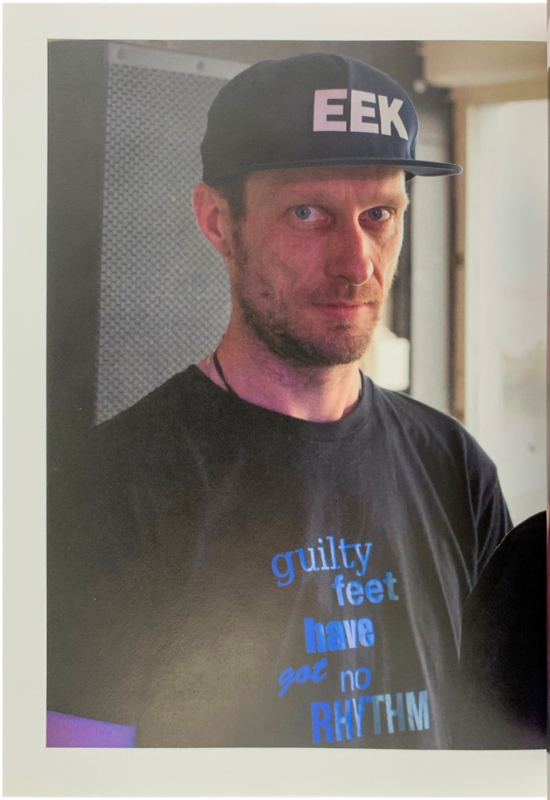 The W.C. #45: Sleaford Mods (Signed Limited Edition).