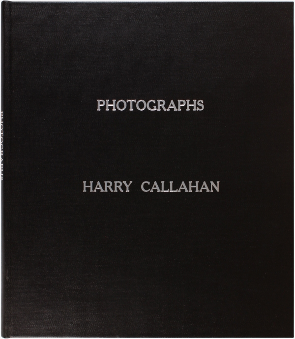 Photographs (Signed Limited Edition). Harry Callahan