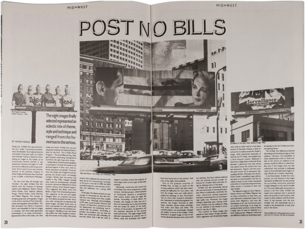 Stroll: The Magazine of Outdoor Art and Street Culture. Volume 2, No. 1. (Signed by Ed Ruscha).