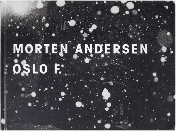 Oslo F (Signed Limited Edition). Morten Andersen