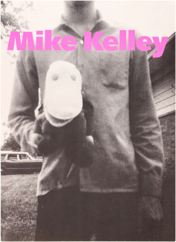 Mike Kelley, Three Projects: Half a man, From my Institution to Yours, Pay for Your Pleasure....