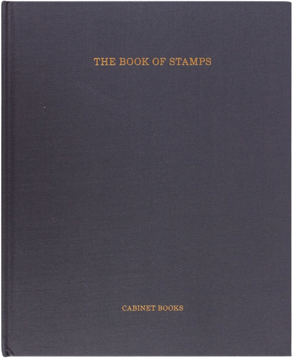 The Book of Stamps. Jeffrey Kastner, Sina Najafi
