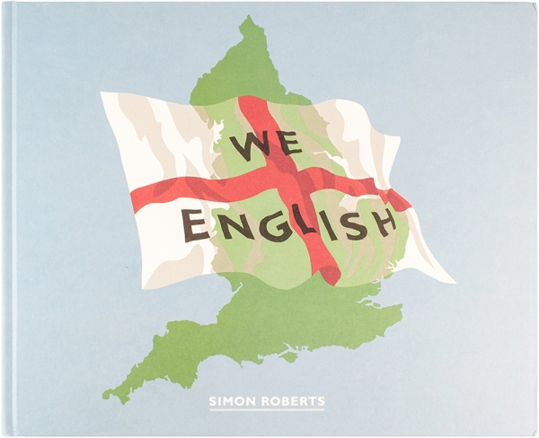 We English (Signed First Edition). Simon Roberts