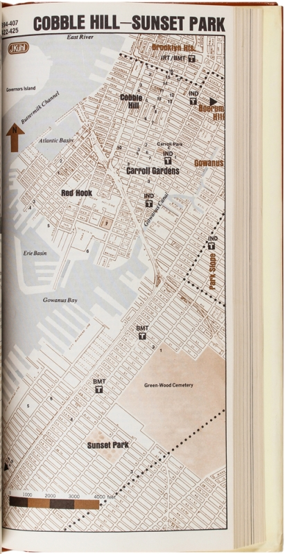 AIA Guide To New York City.