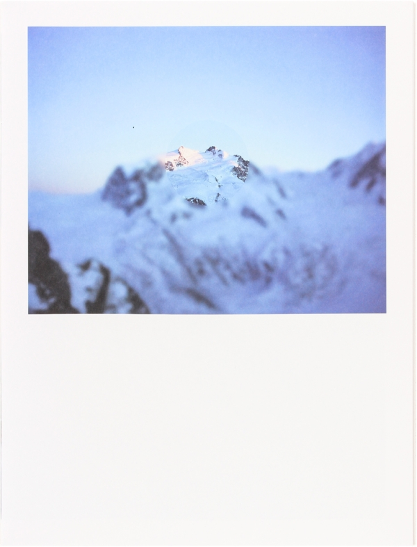 """Takashi Homma: Mountains """"Seeing Itself"""" (Signed Limited Edition)."""
