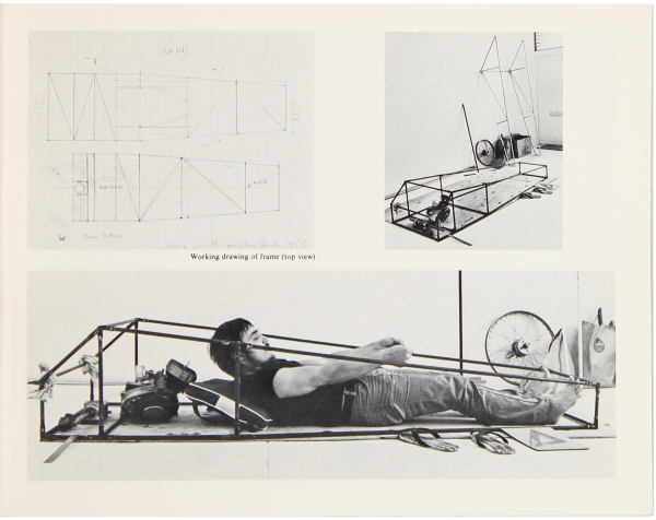 B-Car: The Story of Chris Burden's Bicycle Car With Text by Chris Burden and Alexis Smith.