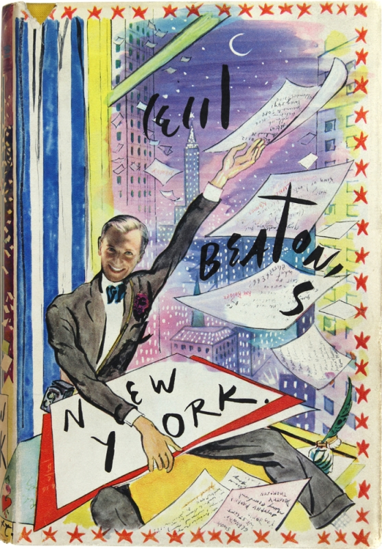 Cecil Beaton's New York (Signed First Edition). Cecil Beaton