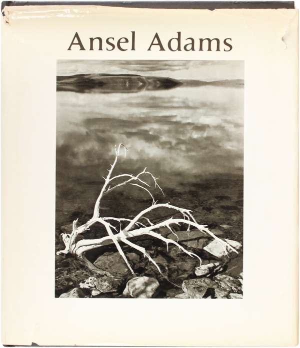 Ansel Adams (Signed Association Copy). Ansel Adams
