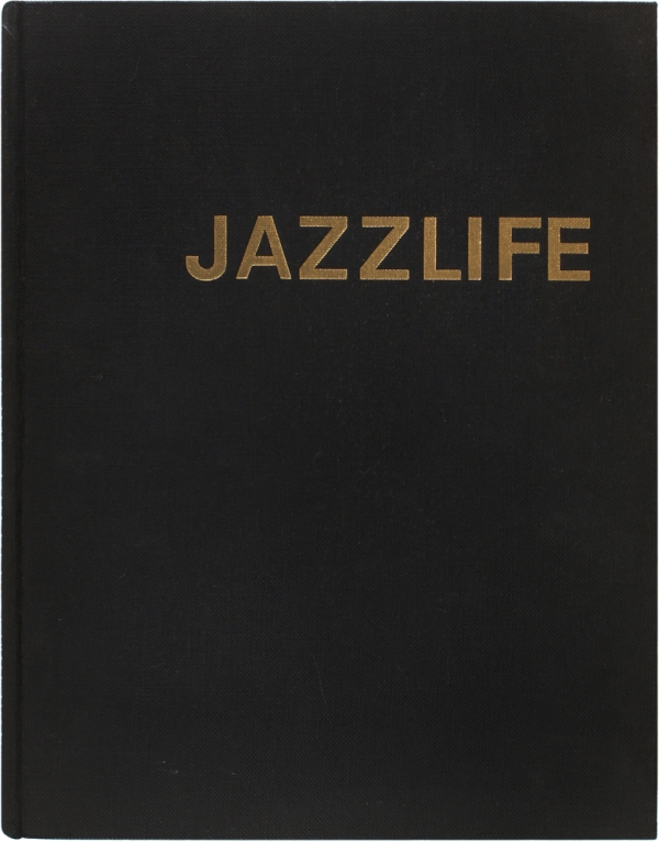 Jazzlife [Jazz Life]. William Claxton, Joachim E. Berendt