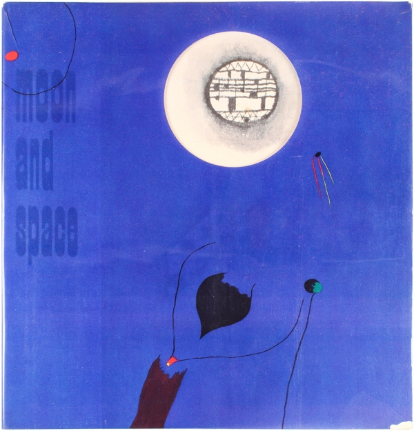 Moon and Space. Max Ernst, Willem de Kooning, Yves Tanguy, Paul Klee, Reinhold Hohl