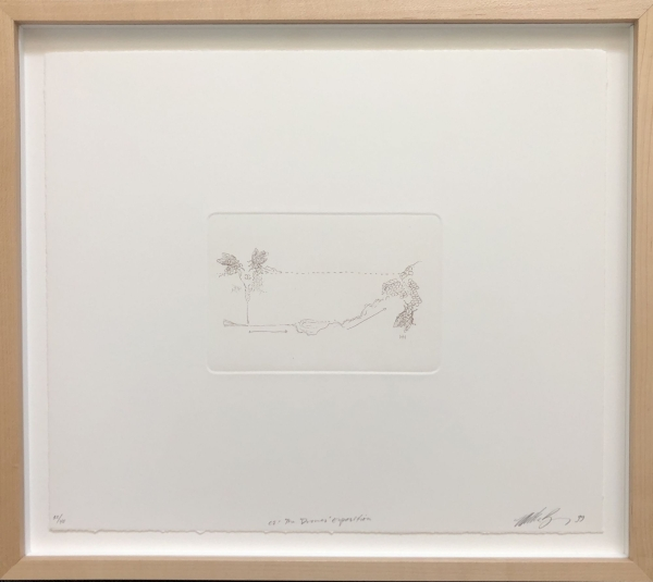 Matthew Barney: C 2: The Drones' Exposition; C 2: Deseret (Signed Limited Edition Etchings).