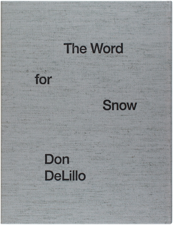 The Word for Snow (Signed Limited Edition).
