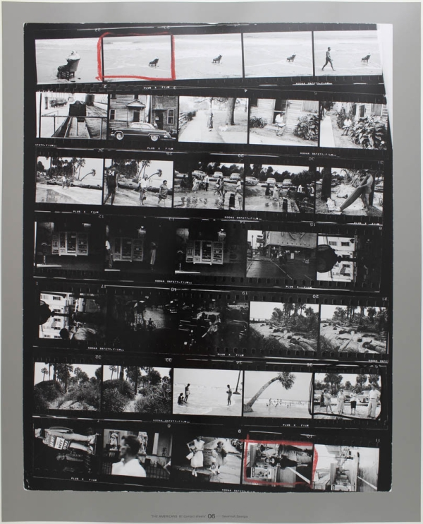 The Americans: 81 Contact Sheets.
