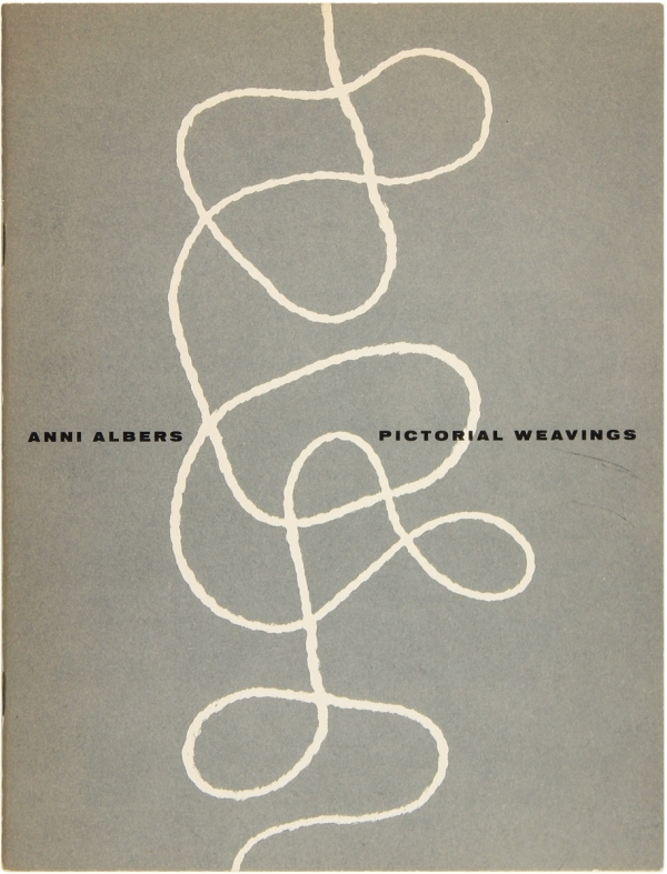 Pictorial Weavings. Anni Albers