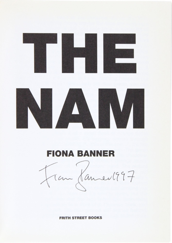 The Nam (Signed First Edition).
