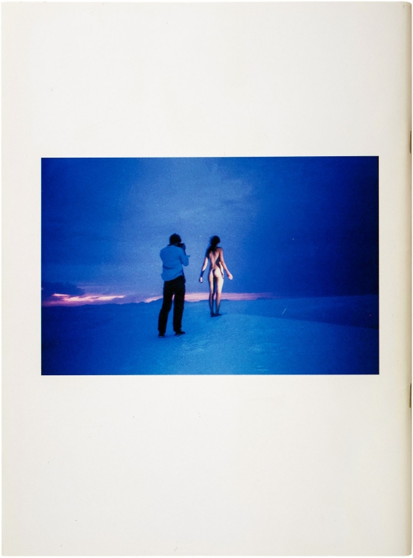 The Journey is the Destination: The Ryan McGinley Purple Book (A special edition for Purple Fashion #19) (Signed Association Copy).