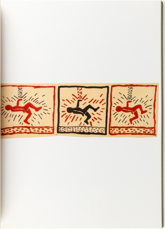 Keith Haring: A Memorial Exhibition: Early Works on Paper.