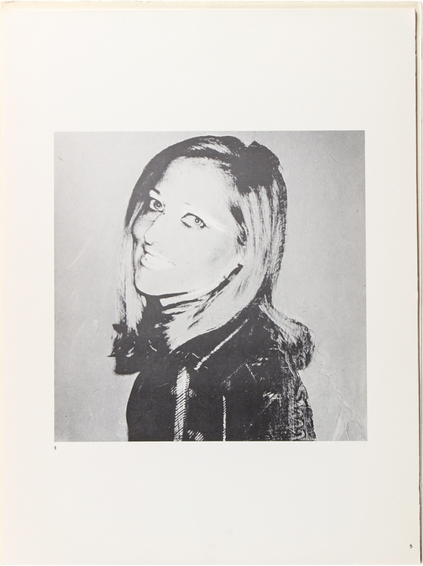 Andy Warhol 1974-1976 (Limited Edition).